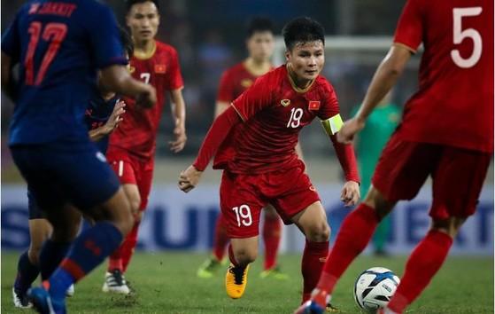 Link xem trực tiếp trận đấu giữa Việt Nam và Thái Lan
