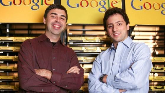 Đây là lí do khiến 2 nhà sáng lập Google bất ngờ từ chức