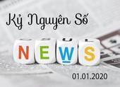 5 thông tin công nghệ đáng chú ý trong ngày 1-1-2020