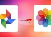 2 cách chuyển hình ảnh từ Google Photos sang iCloud