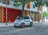 Lộ diện mẫu ô tô điện siêu nhỏ giá chỉ 154 triệu đồng