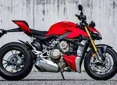 Ducati ra mắt mẫu supernaked Streetfighter V4 2020 siêu khủng