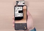 Cách biến iPhone thành kính lúp cực nhanh