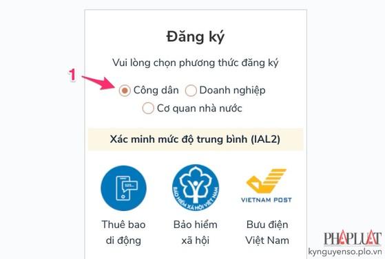 dang-ky-tai-khoan-mien-phi-tren-cong-dich-vu-cong-quoc-gia