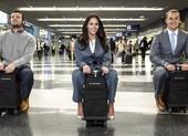 5 mẫu vali có khả năng tự di chuyển theo người