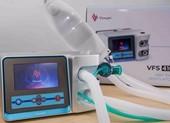Vingroup hoàn thành 2 mẫu máy thở 'made in Việt Nam'