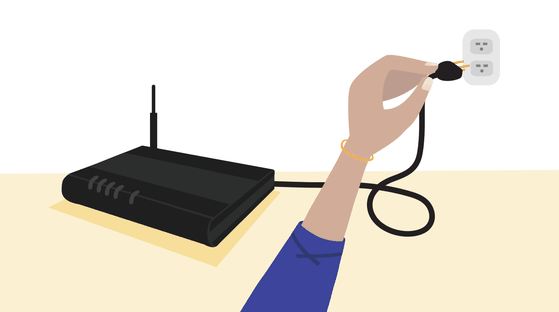 khoi-dong-lai-router