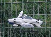 Ấn tượng với mẫu ô tô bay SkyDrive của Nhật Bản