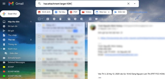 xoa-email-co-tep-dinh-kem-dung-luong-lon-kynguyenso
