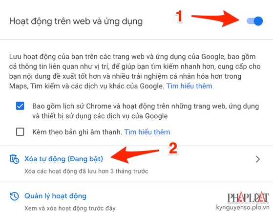 xoa-lich-su-hoat-dong-google
