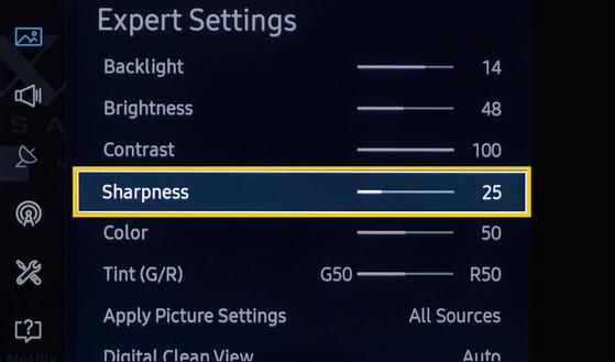 sharpness-option-tivi