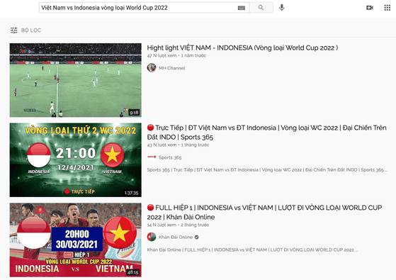 xem-world-cup-2022-tren-youtube