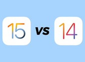 So sánh tốc độ giữa iOS 15 beta và iOS 14.6
