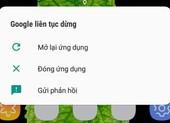 Cách sửa lỗi ứng dụng Google bị treo trên Android
