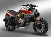 Lộ diện mẫu mô tô 1.000 cc chạy bằng nước