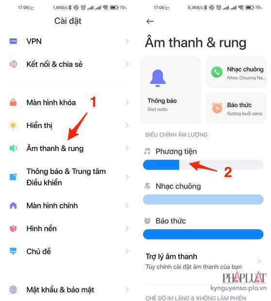 tang-giam-am-luong-bang-cai-dat-he-thong