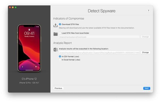 detect-spyware-imazing
