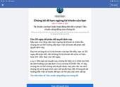Đây là nguyên nhân khiến nhiều người bị khóa tài khoản Facebook