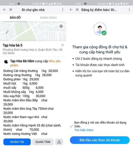 di-cho-tai-nha-zalo-connect