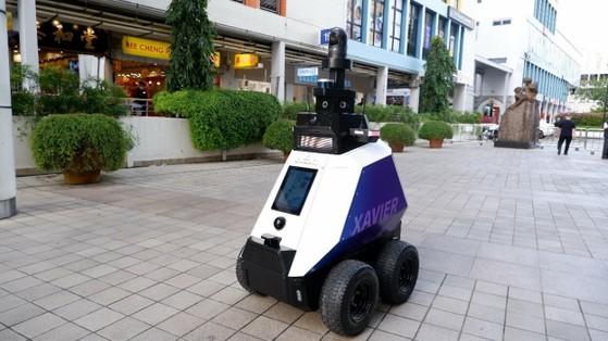 xavier-robot