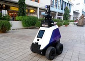 Singapore sử dụng robot gì để tuần tra trong mùa dịch?