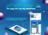 Đổi esim dễ dàng với ứng dụng My MobiFone