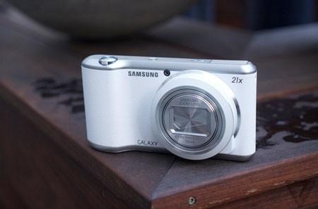 Samsung ra mắt máy ảnh thông minh Galaxy Camera 2