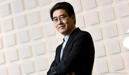 Ông Dong-hoon Chang, Phó Chủ tịch kiêm Trưởng bộ phận chiến lược thiết kế của Samsung.