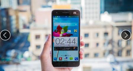 smartphone, CES 2014, ZTE Grand SII, Lenovo Vibe Z, Archos