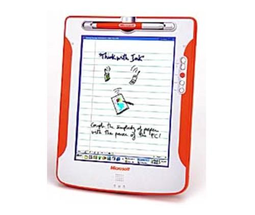 Microsoft Tablet PC (2002).