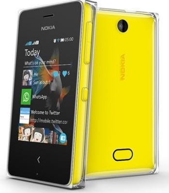 Nokia Asha 500.