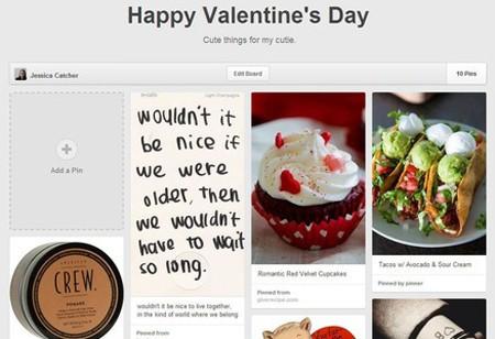 Valentine, tỏ tình, mạng xã hội, Internet, facebook, pinterest, Twitter