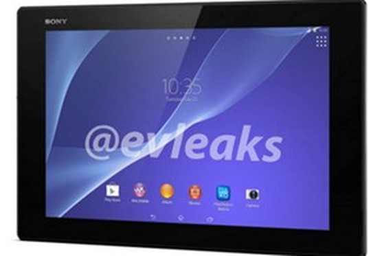 Sony Xperia Tablet Z2. (Nguồn: androidcentral.com)