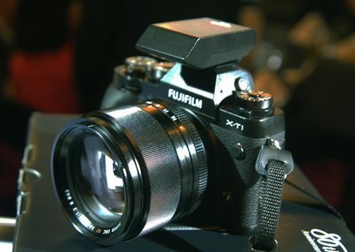 Fujifilm, ra mắt, máy ảnh, microless, X-T1,
