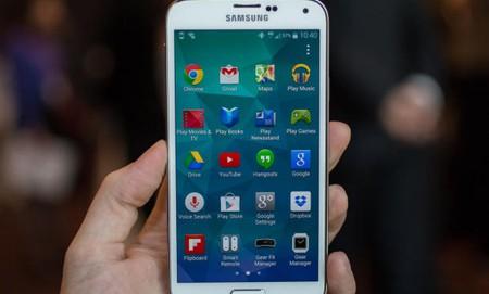 Samsung, Galaxy S5, thiết kế, MWC 2014
