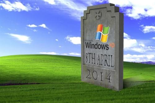 Chúng ta, ít ai còn dùng một chiếc điện thoại di động của năm 2000 vào thời điểm này, vậy hãy chuyển đổi khỏi Windows XP