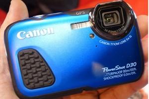 Dòng máy nhỏ gọn của Canon chụp ảnh tốt ở độ sâu 25m nước. (Nguồn: ephotozine.com)