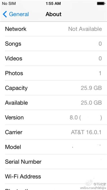 iOS 8 chắc chắn sẽ còn sở hữu rất nhiều tính năng
