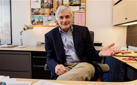 Seth Shostak, nhà thiên văn học cao cấp đến từ Viện Tìm kiếm trí thông minh ngoài trái đất SETI