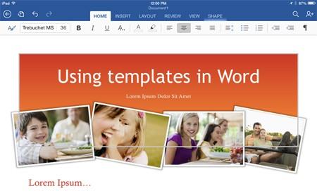 Office dành cho iPad, Microsoft, Satya Nadella