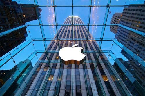 Apple là thương hiệu mạnh nhất làng công nghệ. Ảnh: Kcconfidential.