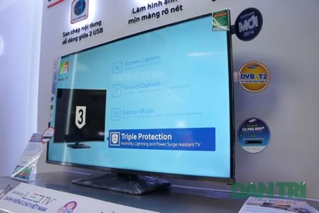 Người tiêu dùng mới nên hỏi có DVB-T2 trước khi mua.