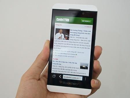 Những smartphone bán ra tại Việt Nam tháng 5/2013