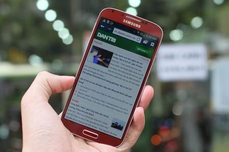 Galaxy S4 đã chạm mốc 20 triệu máy bán ra thị trường.