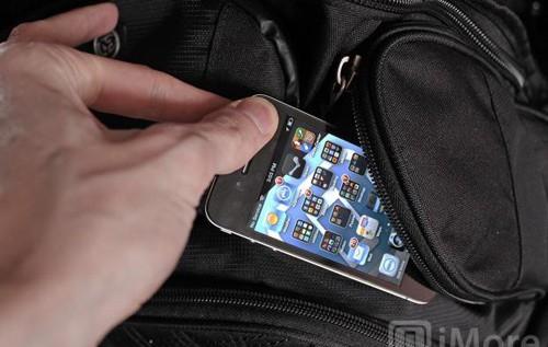 phần mềm định vị, iPhone 5S