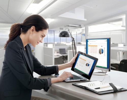 Tiết kiệm chi phí phụ kiện, đa dạng cách thức sử dụng là các ưu điểm của thiết bị lai.