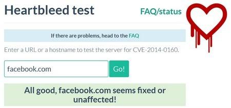 Công cụ giúp người dùng nhận diện các trang web có dính lỗi Heartbleed hay không