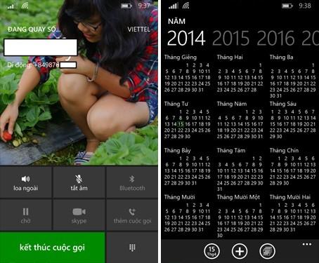 Đánh giá Windows Phone 8.1 Preview: Mới mẻ và thân thiện