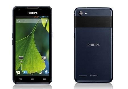 Philips W6618 là smartphone có thỏi pin khủng nhất hiện nay