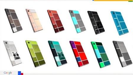 Google muốn người dùng thỏa trí sáng tạo để tùy biến thiết kế của chiếc smartphone Project Ara